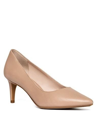 Nine West İnce Topuklu Ayakkabı Ten